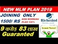 Non Working MLM Plan 2019 | New MLM Companies 2019 | Rich Mind Plan In Hindi | New Mlm Plan 2019