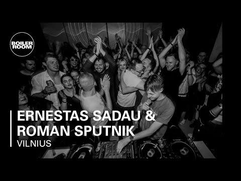 Ernestas Sadau & Roman Sputnik (Digital Tsunami) Boiler Room Vilnius DJ Set