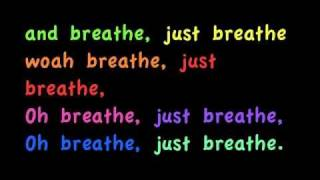 Just Breathe (2 a.m) Lyrics