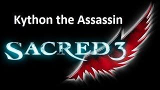 Sacred 3 - Kython the Assassin