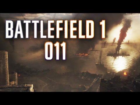 BATTLEFIELD 1 #011 - Die Festung der Osmanen | Let's Play Battlefield 1