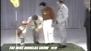Bob Hope with Cub  - Sub Eagle