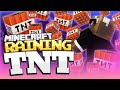 Download RAINING INFINITE TNT!? ( Minecraft Hour Glass - Minigames ) MP3 song and Music Video