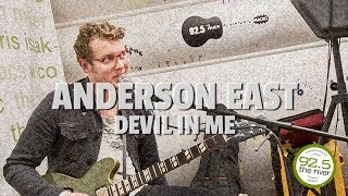 "Anderson East performs ""Devil In Me"""