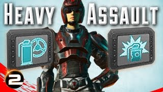 Heavy Assault Grenade Review (Concussion and Anti-Vehicle) - PlanetSide2