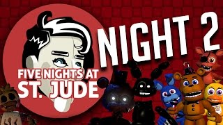 five nights at st jude s 4 charity event night 2