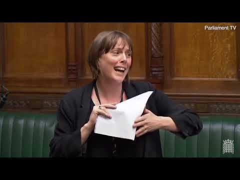 Jess Phillips: 'I thought I'd met posh people before I came here'