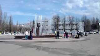 Смотреть видео Достопримечательности города Орджоникидзе