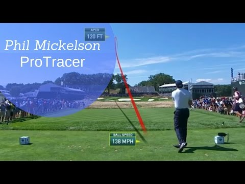 ULTIMATE Phil Mickelson ProTracer Compilation | Vol 1