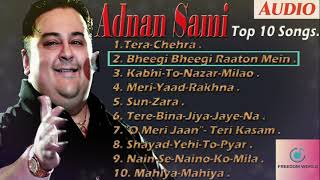 Top-10-Best-Adnan-sami-Hit-songs-Adnan-Sami-Album-Songs