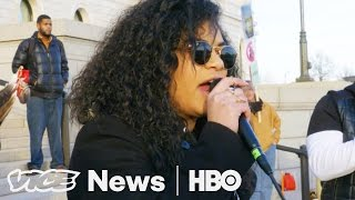 Republican Fight to Criminalize Protest Tactics  VICE News Tonight on HBO