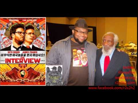 Baba Dick Gregory: The Truth About North Korea, American Spy, Sony Hack & 'The INterview' Movie