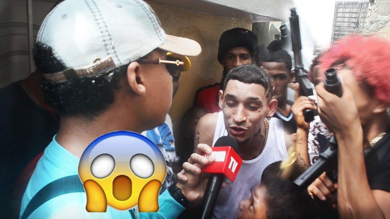 Entrevista FALLIDA a El Jincho en la 42 de capotillo por el público | OJO | ARMAS DE UTILERIA ) !