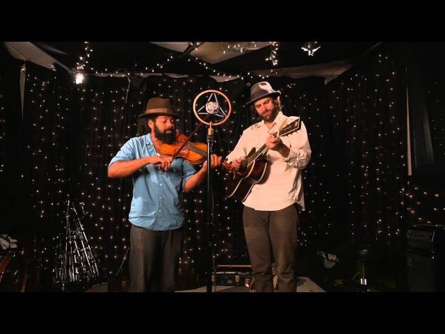 Ben Hunter & Joe Seamons - Long Tall Mama (Live on KEXP)