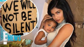 Kylie Jenner Fears for Daughter Stormi After George Floyd's Murder | E! News