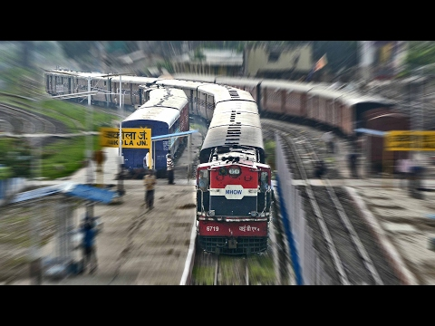 Lost in the Past - Akola Sanawad METRE GAUGE LINE : Indian Railways