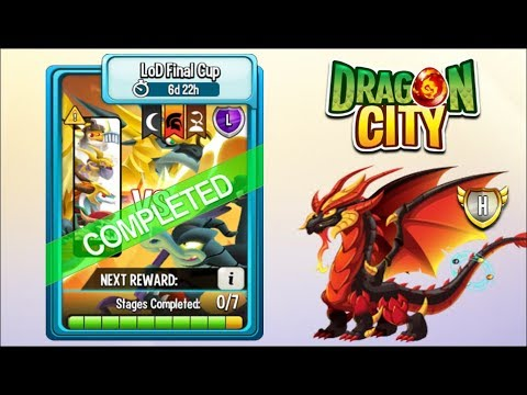 Dragon City - Apocalypse Dragon Battle in Cowardly Cup ...