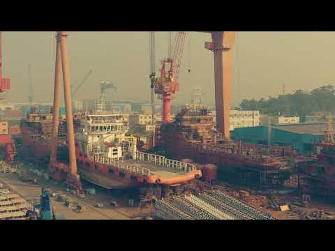 4K CONSTRUCTION SHIPYARD FOR OFFSHORE VESSELS