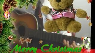 Classical guitar music -JINGLE BELLS (faster)