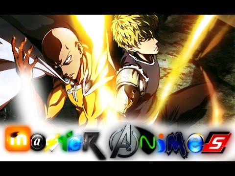 Download Anime | Baixar One Punch Man Completo + Especiais | HD Legendado