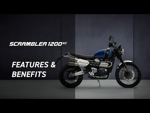 New Scrambler 1200 XC Features and Benefits