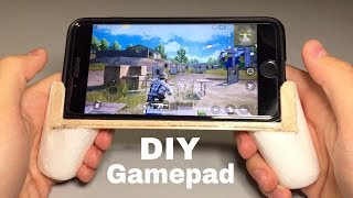 How to Make a Gamepad for Smartphone at Home - Amazing invention