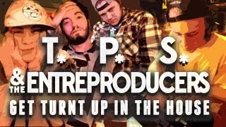 THE PALMER SQUARES & THE ENTREPRODUCERS GET TURNT UP IN THE HOUSE!!! Thumbnail