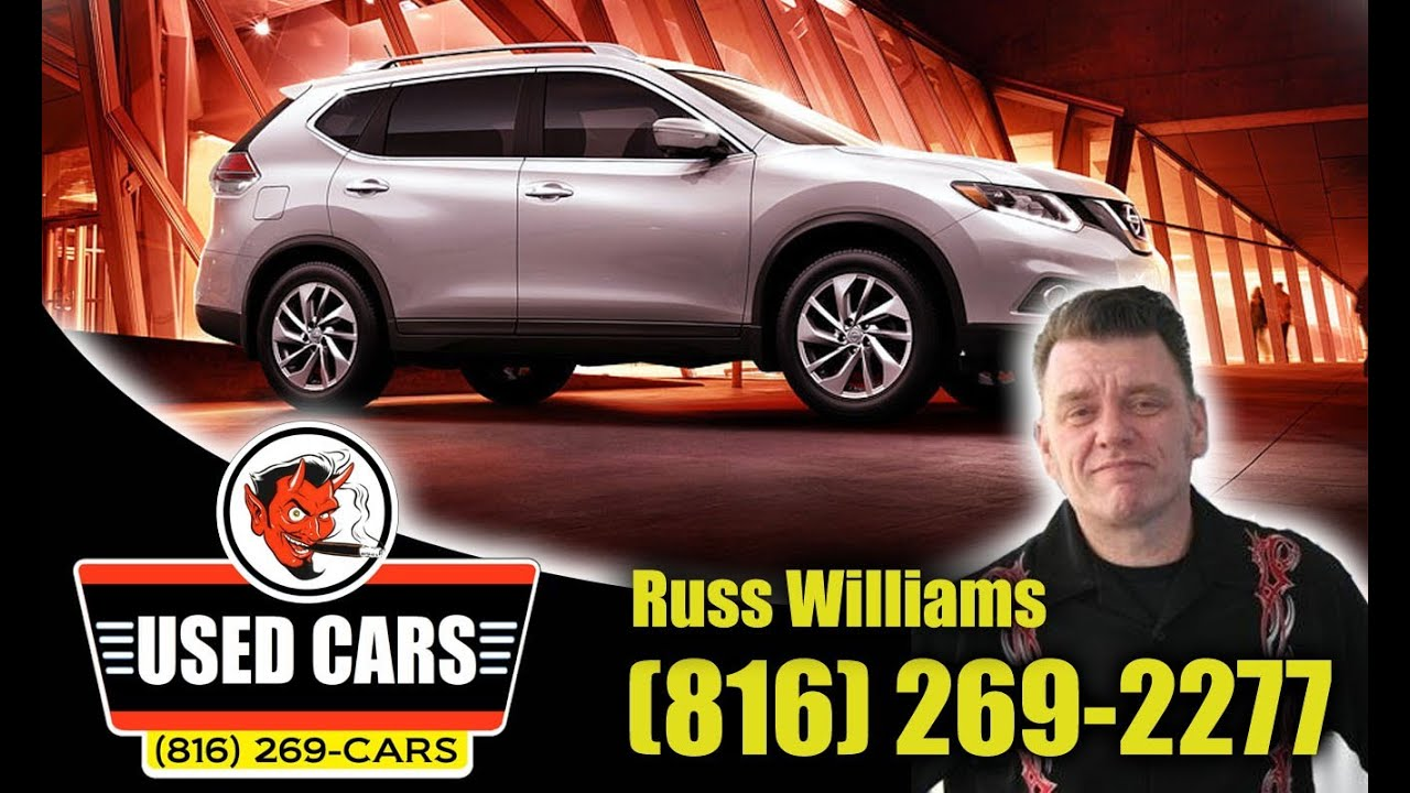 2014 nissan rogue kansas city st joseph mo ks used cars russ williams approved auto kc youtube. Black Bedroom Furniture Sets. Home Design Ideas