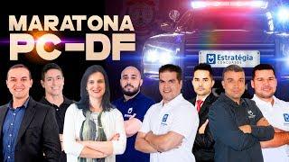 Maratona PC-DF: Aulas Gratuitas para Polícia Civil-DF