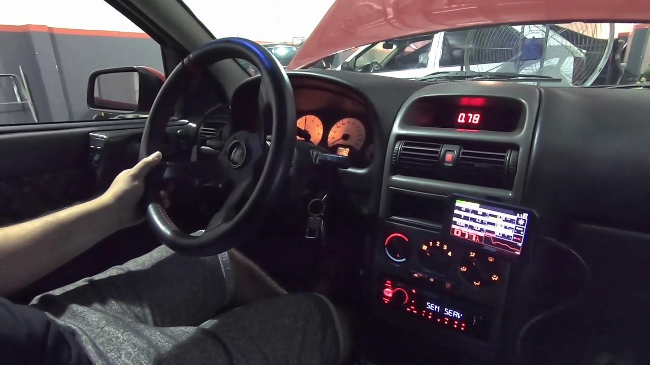 Fim da Trilogia | Astra 16v Turbo No Dinamômetro