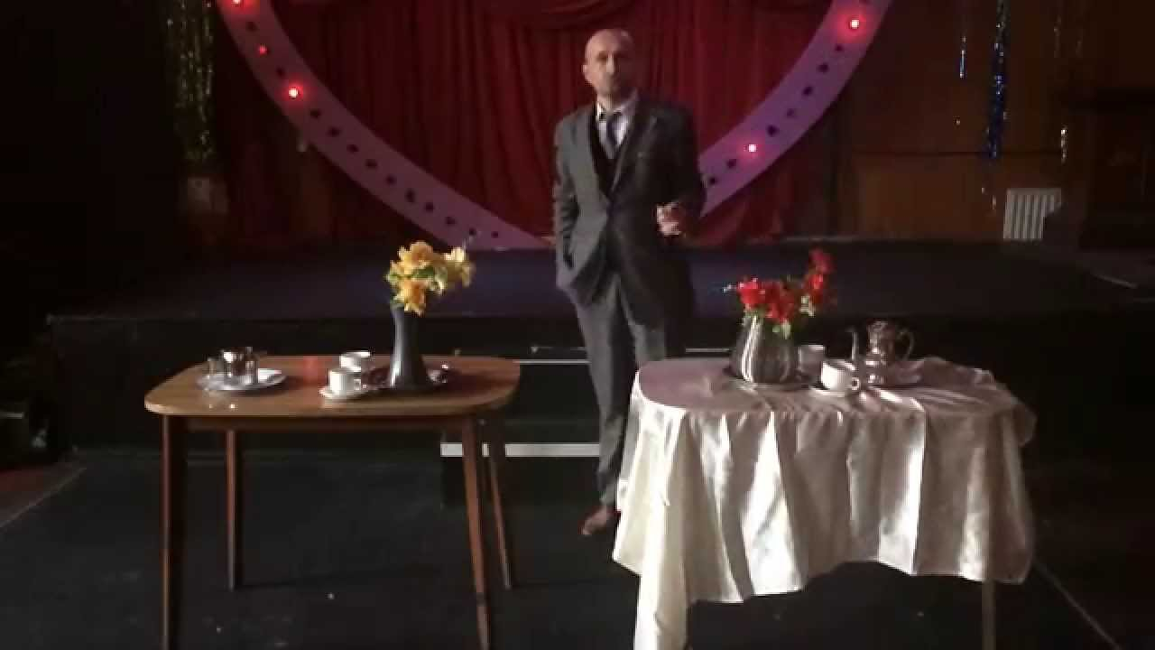 Mat Ricardo S Tablecloth Trick V3 0 Youtube
