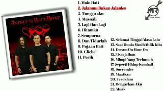 Kumpulan lagu andra and the backbone full album