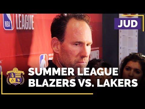 Jud Buechler On Winning NBA Summer League, Culture Lonzo Ball Helping Create