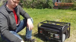 видео Генератор бензиновый Tsunami купить : цена