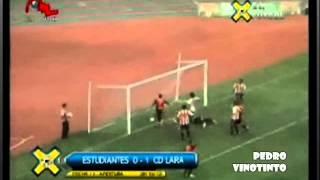 Estudiantes de Mérida FC 0-1 CD Lara | Torneo Apertura Venezuela 2012 | @PeCastillo98