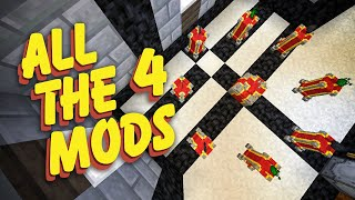 All The Mods 4 Modpack Ep. 7 Xnet Auto Farming