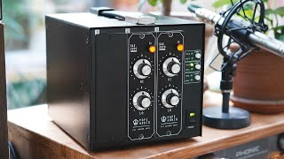 On Demo | Pope Audio BAX2020 'Beast' Baxandall EQ 500 Series