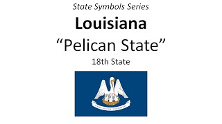 State Symbols Series - Louisiana