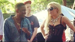 PARTYNAUSEOUS - Kendrick Lamar Ft. Lady Gaga