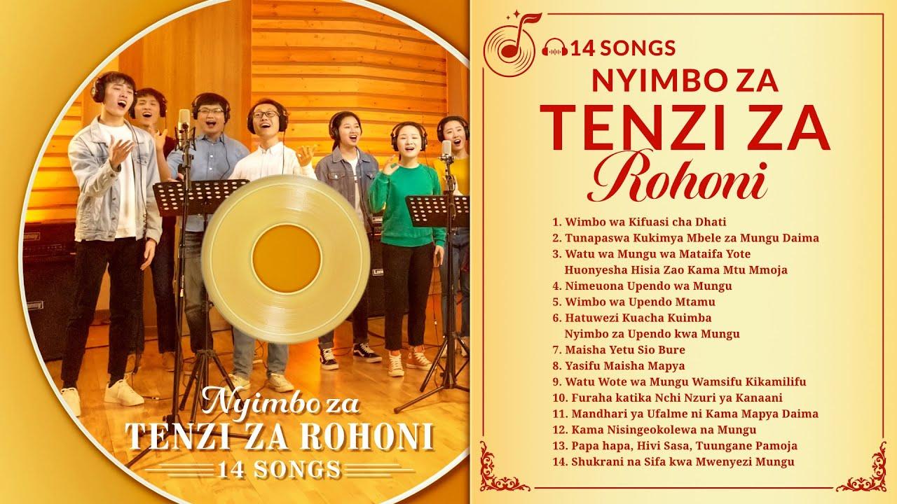 Nyimbo za Tenzi za Rohoni - English Christian Song Collection 2020 (Onscreen Lyrics)