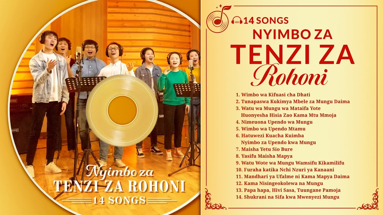 Morning Worship Songs 2020 - Swahili Gospel Songs With Lyrics