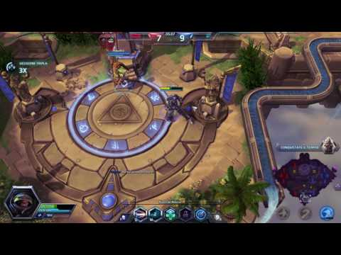 Heroes Of The Storm - Gameplay ITA