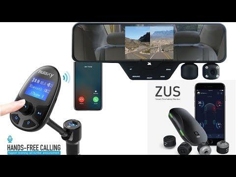 Top 7 Amazing Car Accessories You Can Buy Right Now - Best Car Gadgets 2018 [Ep 2]