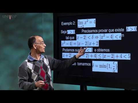Cálculo I - Aula 5 - Limites de funções: Conceito