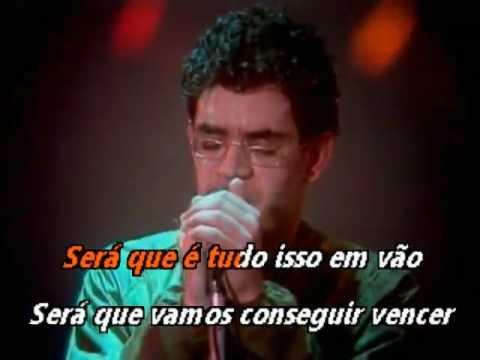 Legião Urbana  - Será  - Karaoke