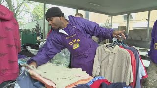 Omega Psi Phi celebrates 80 years in Mobile with community service