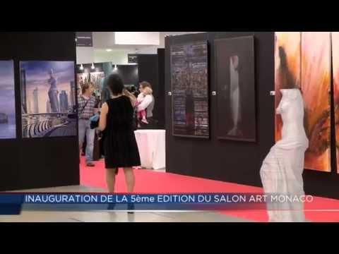 5ème Édition du Salon Art Monaco