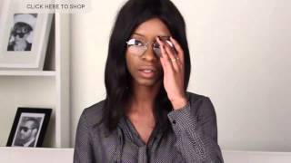 Ray-Ban RX3447 Round Metal Glasses 2015 Summer Collection Review | VisionDirectAU