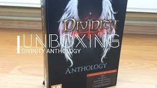 Unboxing Dinvity Anthology Collection PC