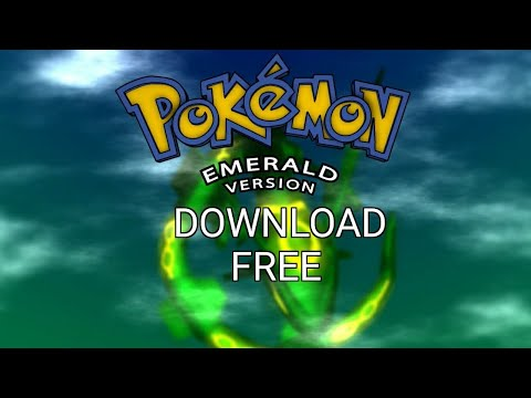 Download Pokemon Emerald On Android Free - [GameboyAdvance]